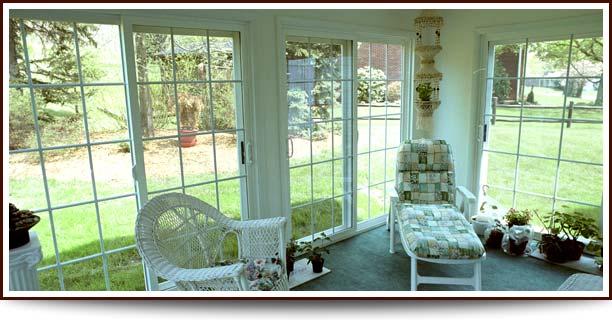 Johnstown pennsylvania patio doors and storm doors salem for Porch windows and doors